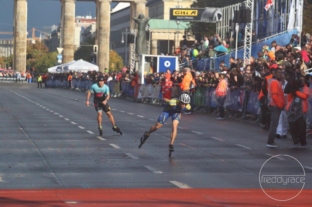 Philipp Forstner Berlinmarathon 2019
