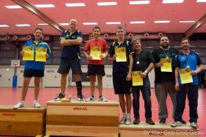 Doppel Herrenvereinsmeister 2015